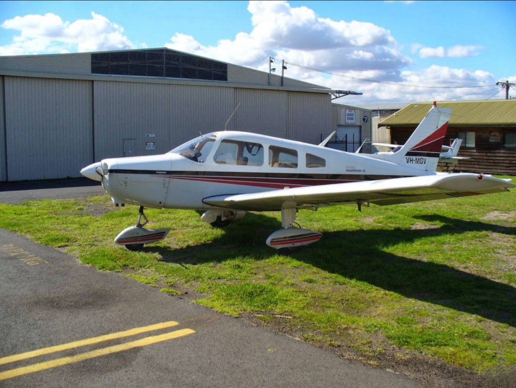 GA Training Aircraft - Piper Warrior