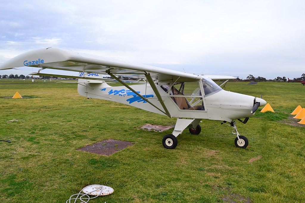 RAAus Training Aircraft - Gazelle